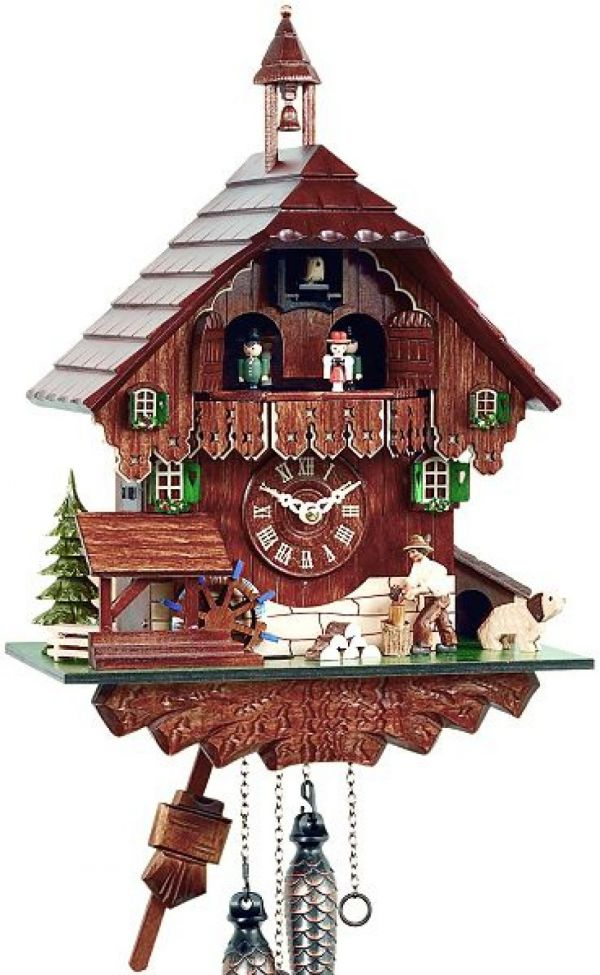 Engstler 448 MT musical cuckoo clock