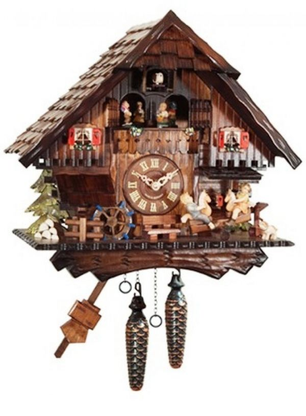 Engstler 4746 QMT Cuckoo Clock / sorry  no stock until late October