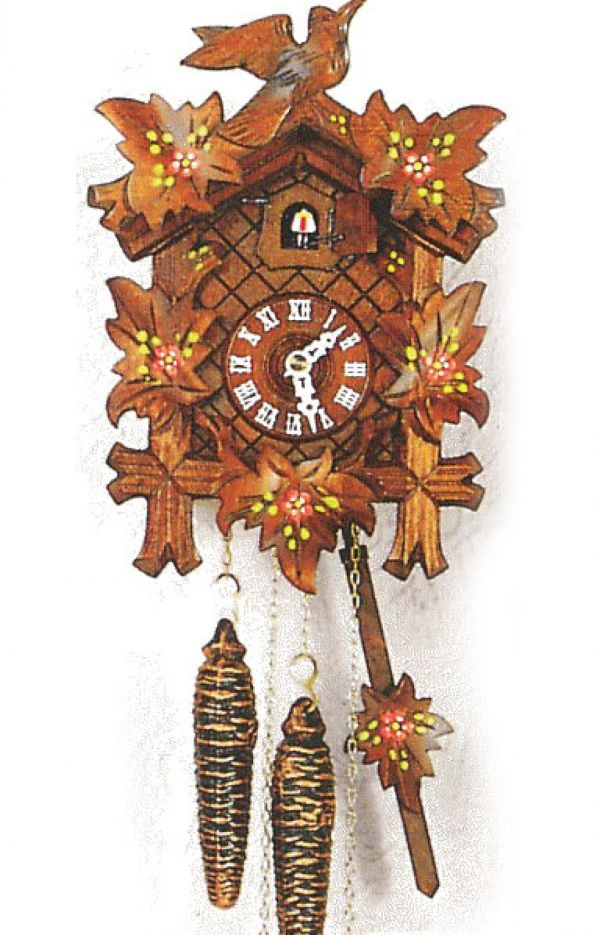Hones 100/ One Day Cuckoo Clock