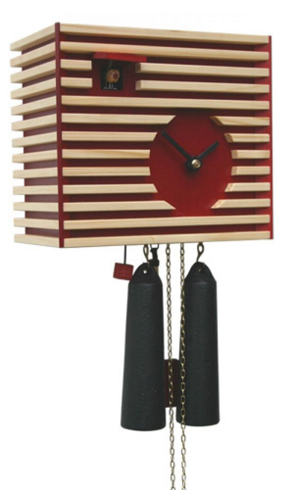 Rombach and Haas 8 Day Cuckoo Clock