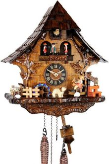 Engstler 4775 MT musical cuckoo clock