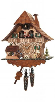 Engstler 496MT musical cuckoo clock