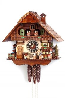 Hones 6763T One Day Cuckoo Clock