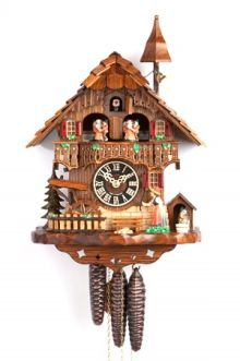 Hones 6777T One Day Cuckoo Clock
